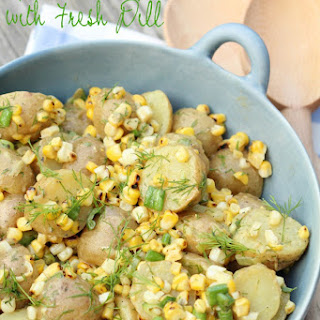 Corn Salad Dill Recipes
