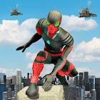 Ninja Gangster Hero – Vegas Rope Hero Grand Rescue