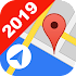 free GPS Location tracker, Map and Live Position 1.0