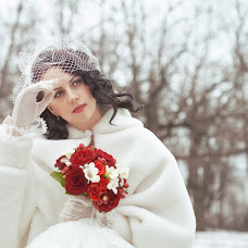 Wedding photographer Oleg Betenekov (Betenekov). Photo of 17.02.2014