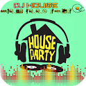 Dj House icon