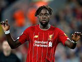 Divock Origi in de basis bij Liverpool!