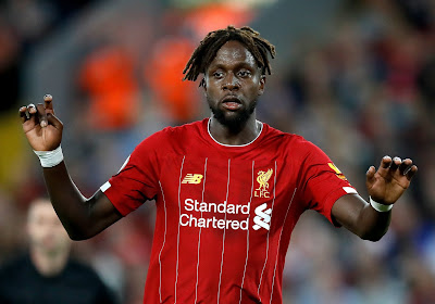 Divock Origi sur les tablettes d'un club de Premier League