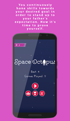 Space Octopus - Free game