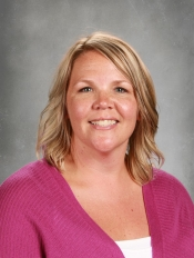 Photo of Mrs. Trow, Middle School Guidance Counselor