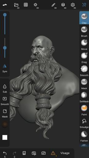Nomad Sculpt screenshots 2