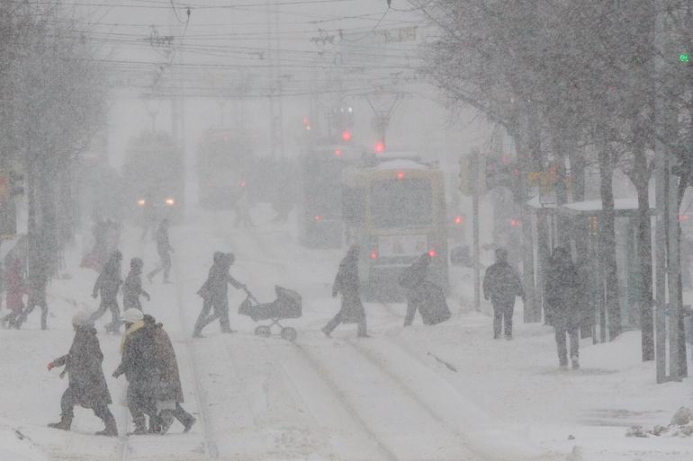 Photo: The main street