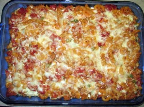 "Mamma Ang's Cavatini""Served this up a few days ago for a family..."