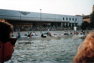 Photo: サンタ・ルチア駅前  『リプリー』 http://goo.gl/wihPv 『旅情』 http://inagara.octsky.net/ryojou