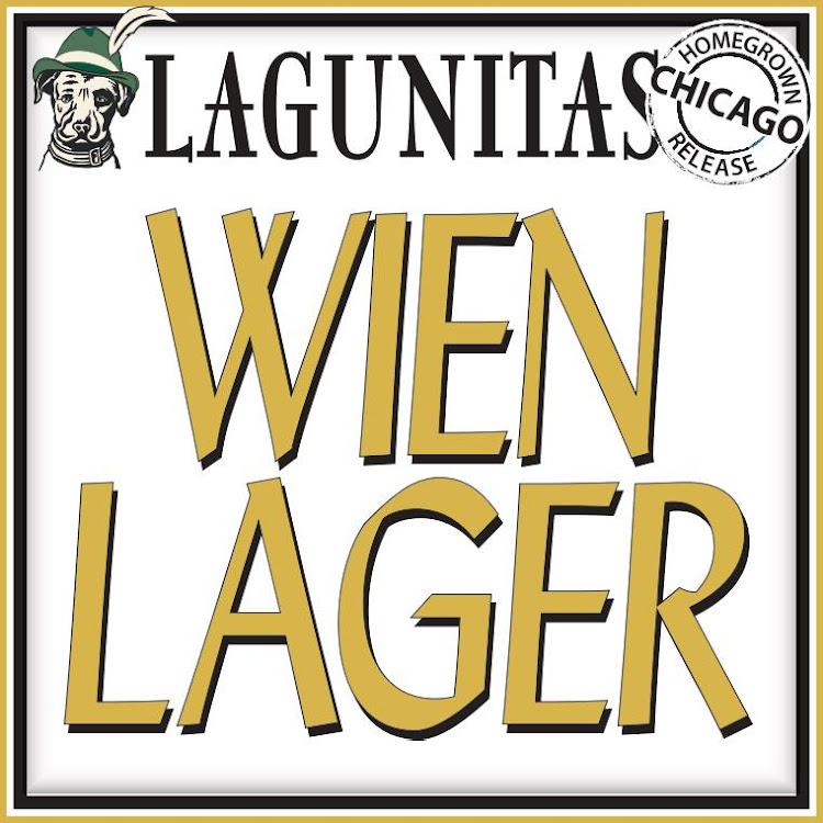 Logo of Lagunitas Wien Lager