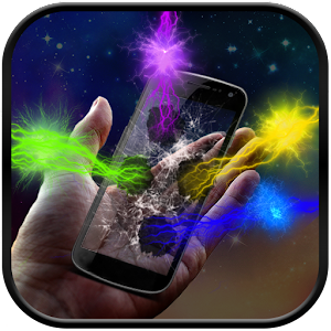 Electric Screen Mobile Prank for PC and MAC