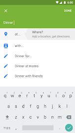 Google Calendar Screenshot 5