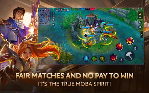 Champions Legion   5v5 MOBA screenshot 21