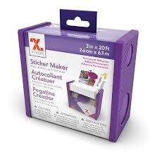 Xyron Disposable Sticker Maker