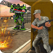 Sniper War Vs Robot Transformation 18:Future Fight APK for Bluestacks