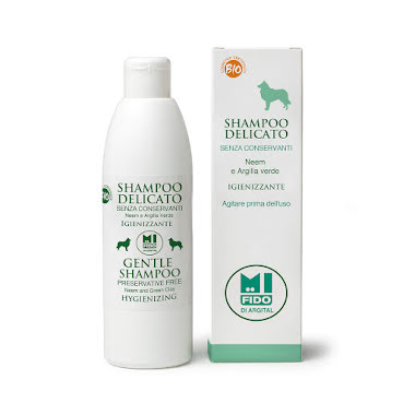 Mi Fido Delicate Hygenic Shampoo for animals
