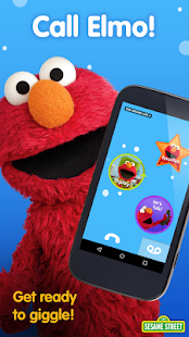 Elmo Calls by Sesame Street - screenshot thumbnail