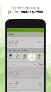 St.George Mobile Banking- screenshot thumbnail