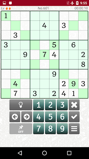 Extreme Difficult Sudoku 2500 1.2.2 Windows u7528 4