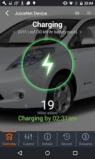 JuiceNet - Smart EV Charging - náhled