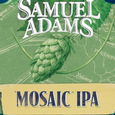 Samuel Adams Mosaic IPA