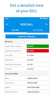 Bill Checker Online - Pakistan Screenshot