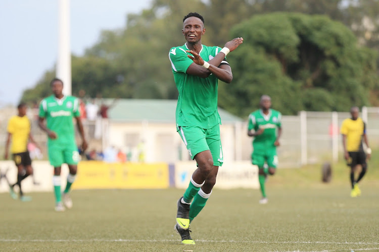 Gor Mahia's Kenneth Muguna in past action