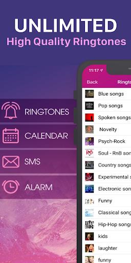 Free Popular Ringtones screenshot 1