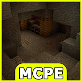 The Haunted Tunnel MCPE Map Mod