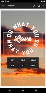 Phonto – Text on Photos v1.7.79 MOD APK (Ad-Free Unlocked) 2