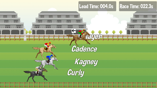 Sprinty Steed Horse Race Game- screenshot thumbnail