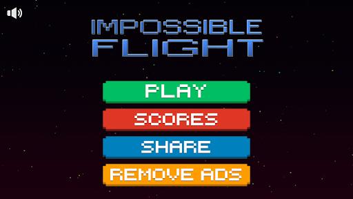 【免費街機App】不可能飞行-APP點子