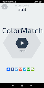 Download Color Match - colour switch puzzle game For PC Windows and Mac apk screenshot 1