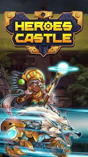 Heroes Castle - Tactical Strategy RPG Screenshot