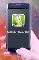🔋 Fast Battery Charger 2017 - screenshot thumbnail 06