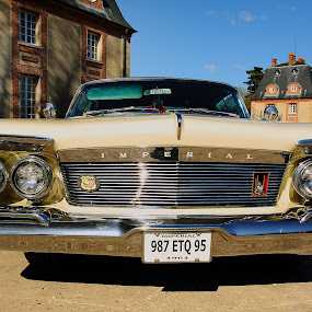 Imperial Le Baron 1961 by Gérard CHATENET - Transportation Automobiles