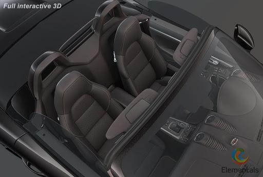 Car 3D Configurator  screenshots 2