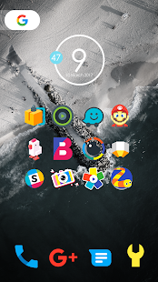Rumber - Icon Pack Screenshot
