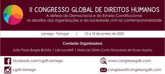 Congresso mundial em Lamego debate Direitos Humanos