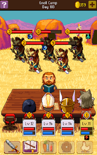 Knights of Pen & Paper 2- screenshot thumbnail