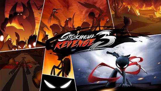 Stickman Revenge 3- screenshot thumbnail