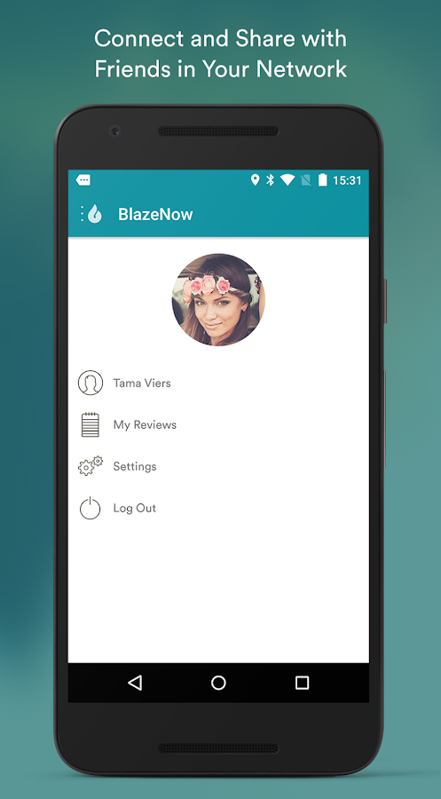 BlazeNow- screenshot