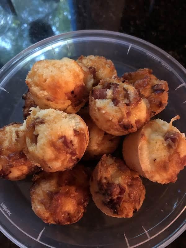 Cornbread Sausage Bites