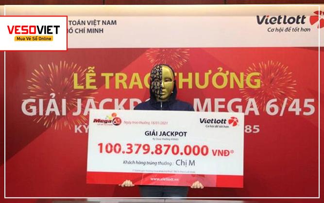 Vietlott Jackpot đã có những biến chuyển ra sao trong năm 2020?