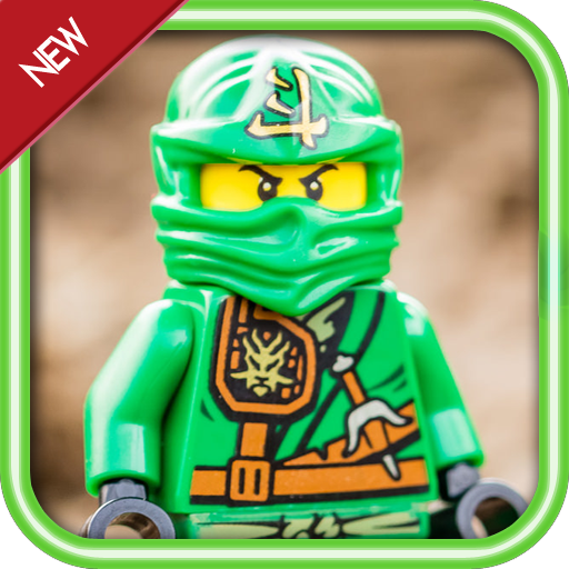 Live Wallpapers - Lego Ninja 8
