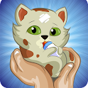 Baby Pet Nursery, Caring Game icon