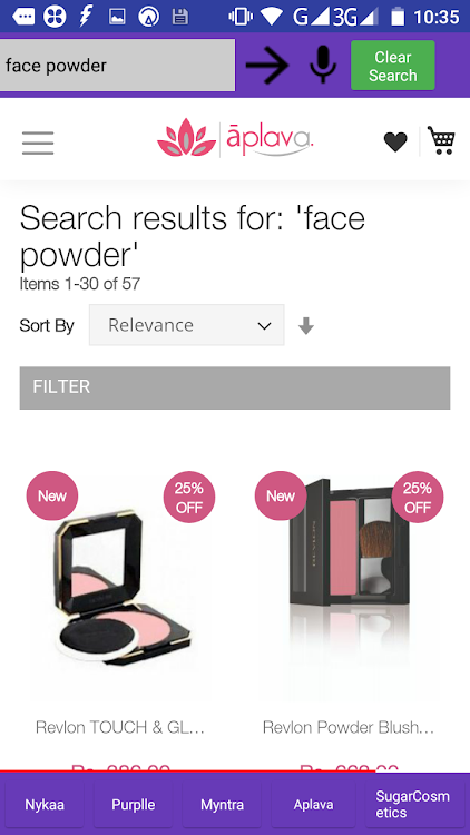 Compare Bazaar: online price comparison app – (Android