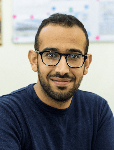 Walid Temmam ingenieur d'etude et d'exploitation junior sungy solaire