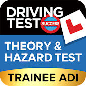 Trainee ADI Theory Test & Hazard Perception Kit