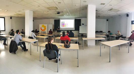 Cine y color, en el taller impartido por 'Filming Almería'